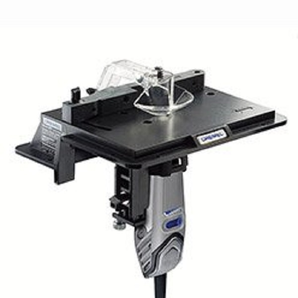 Dremel 231 router shaper table 2615023132 for use with - Fresas para dremel ...