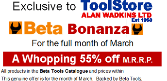 Beta Bonanza March