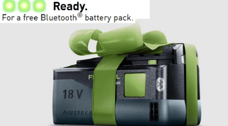 Festool Battery Offer