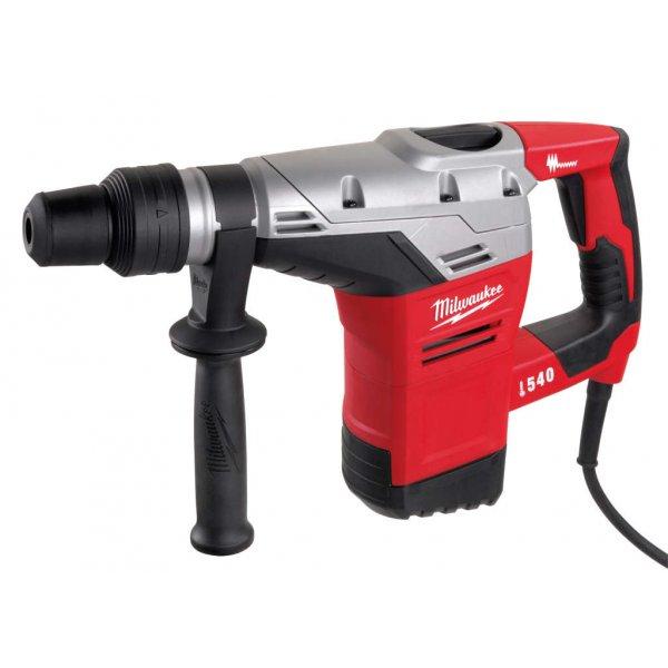 Milwaukee K540S Combi Drilling & Breaking Hammer Sds Max Drill 110