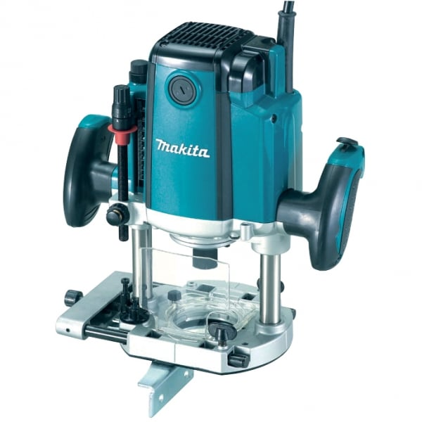 "Makita RP1801X/1 1/2"" 1650W Plunge Router 110V"