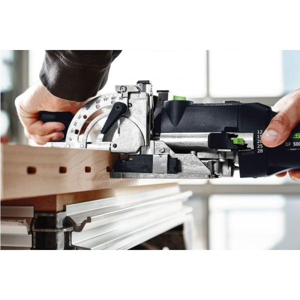 Festool Biscuit Jointer Df500q Plus Gb Domino Joining Machine 110v