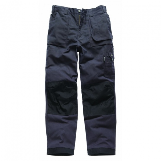 Dickies Eisenhower Multi- pocket Trousers, Grey, Navy, Khaki, Black