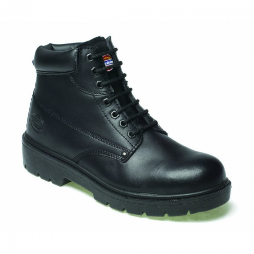 Dickies Antrim Safety Work Boot Black