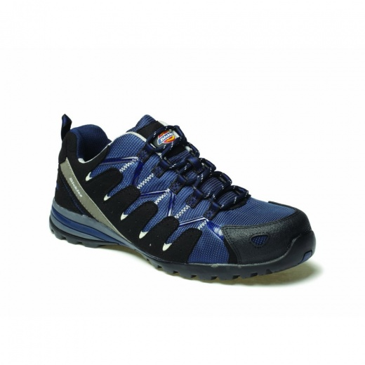 Dickies Tiber Safety Trainer Navy