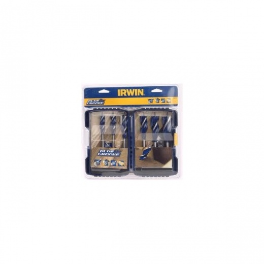 Irwin 6 Piece Wood Boring Set