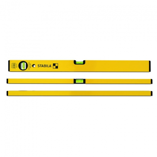 Stabila STB 70-2 3 Vial Spirit Level