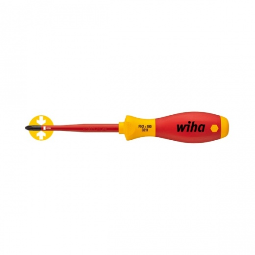 Softfinish Electric Slimfix Screwdriver Phillips