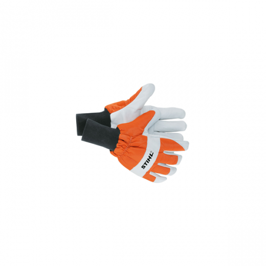 Stihl Chain Saw Gloves With Cut Protection Standard