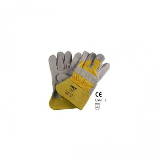 SWP Yellow Power Rigger Work Gloves 1945