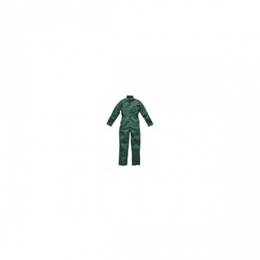 Dickies WD4829 Redhawk Stud Front Overalls Green