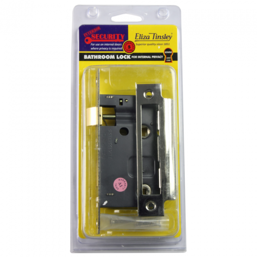 Eliza Tinsley 63mm Bathroom Mortice Lock
