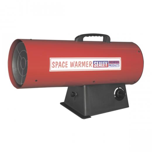 Sealey LP100 Propane Space Heater 68000-97000Btu/hr