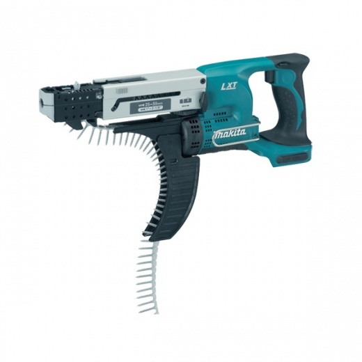 Makita DFR550Z 18v Cordless AutoFeed Screwdriver (Body Only)