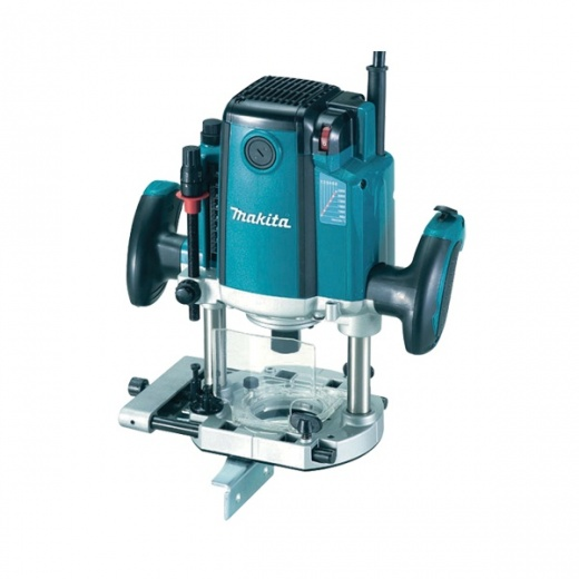 """Makita Router RP2301FCX 1/2"""" plunge router 110 Volt"""