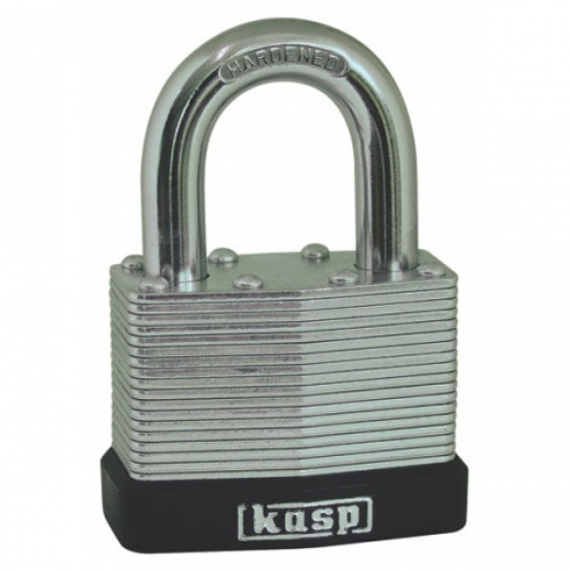 Kasp k13030d Laminated Steel Padlock 30mm