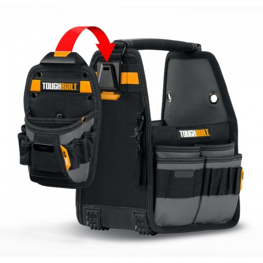 Toughbuilt 8 inch tote and universal pouch