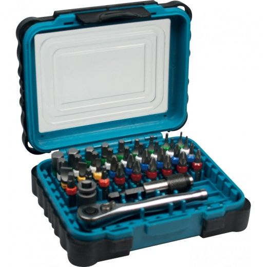 Makita P-79158 39 piece screwdriver set
