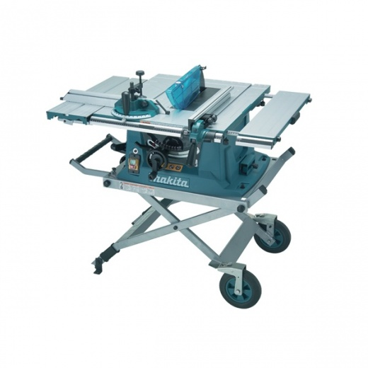 Makita MLT100NX 260mm Table Saw 1500 Watt With Wheeled Stand
