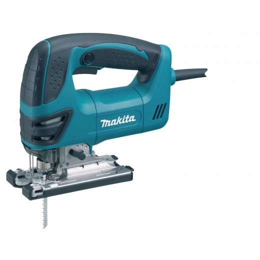 Makita Jigsaw 4350FCT Orbital Action With Light + Carry Case 240v