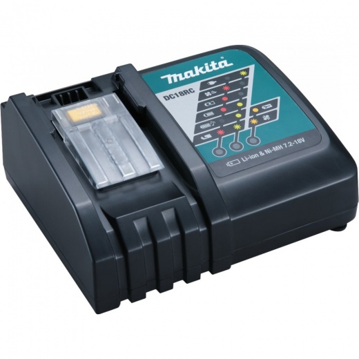 Makita DC18RC 7.2-18v Fast Battery Charger