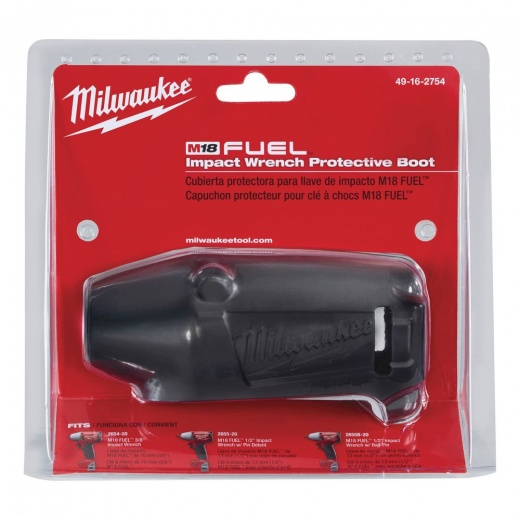 Milwaukee rubber protection boot for M18CIW impact wrench 49162754