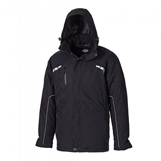 Dickies EH35000 Black Atherton Jacket Medium Or XXL Only