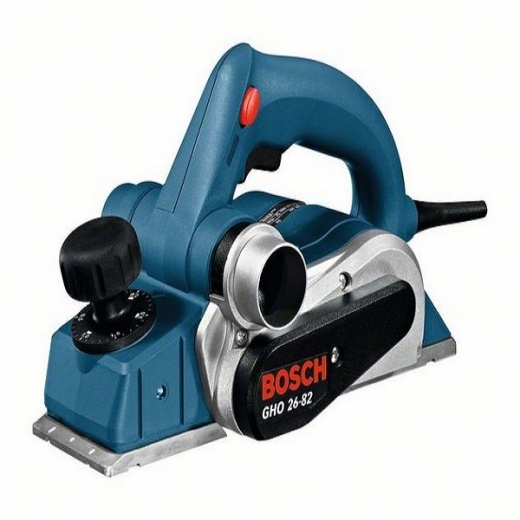 Bosch Planer GHO26-82 240 Volt 82MM 710 watt in carry case
