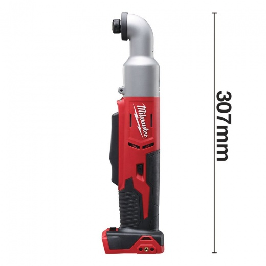 Milwaukee M18BRAID-0 M18 Cordless Brushed Right Angle Impact Driver Body Only