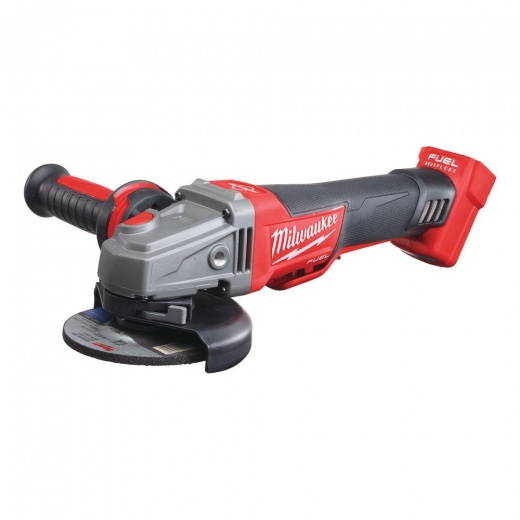 Milwaukee M18CAG115XPDB-0 18v Angle Grinder 115mm Fuel Cordless Body Only