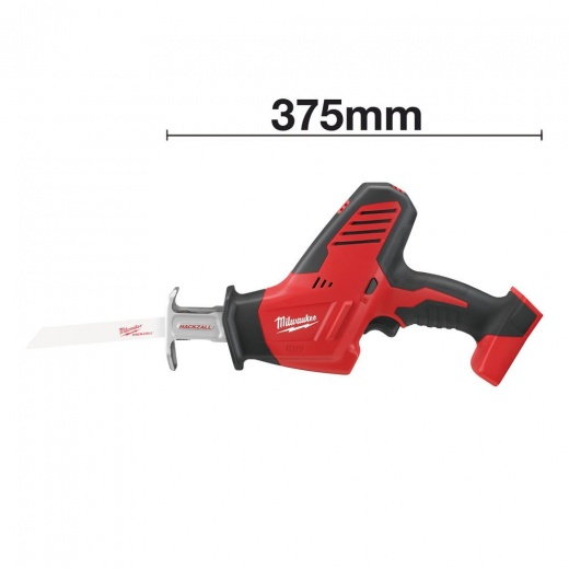 Milwaukee C18HZ-0 18 Volt Cordless Body Only Reciprocating saw / Sawzall
