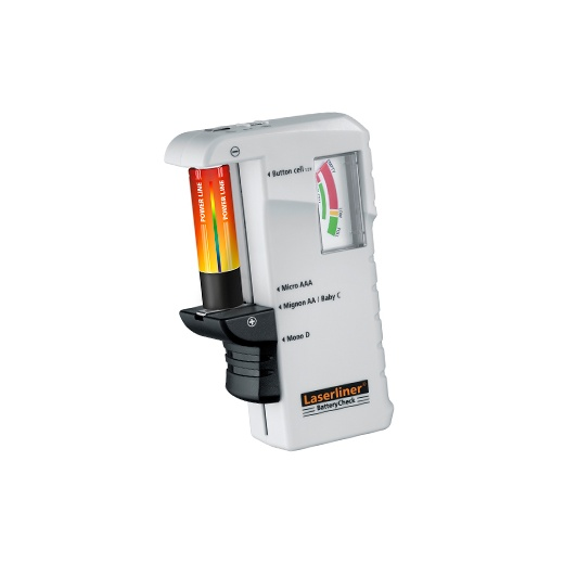 Laserliner 083.005A Battery Checker For Checking Charge Level