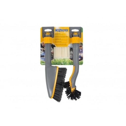 Hozelock Car Brush Twin Pack 2624