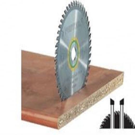 Festool Plunge Saw Blade 160mm Fine Tooth 160x2.2x20w48 491592