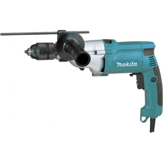 Makita HP2051 2 Speed percussion drill Keyless chuck 110v
