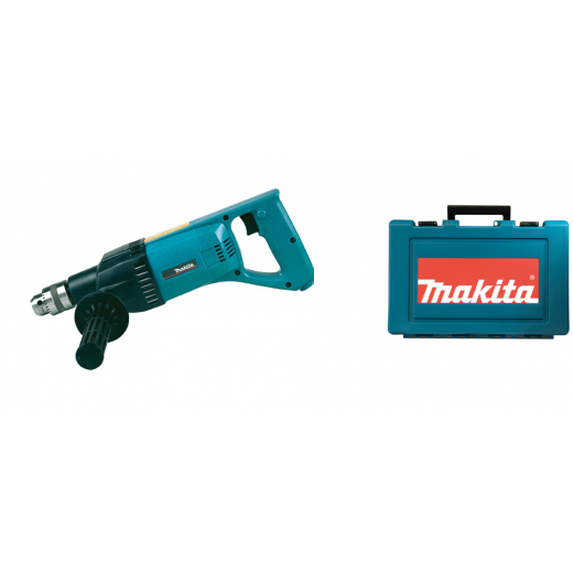Makita 8406 110v Diamond Core Drill Rotary Percussion Drill In Case