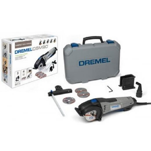 Dremel DSM20 Compact Saw Tool System With Accessories F013SM20JB