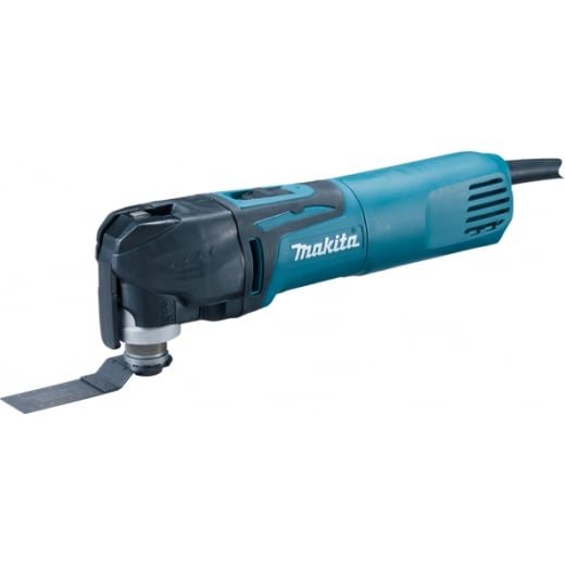Makita TM3010CK Multi Tool 240 volt With Tool Less Clamp In Carry Case