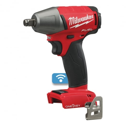milwaukee m18oneiwf12 0 18v one key cordless impact wrench body only milwaukee from alan. Black Bedroom Furniture Sets. Home Design Ideas