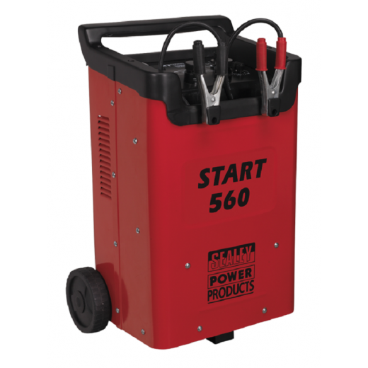 Sealey START 560 starter/charger 560/90amp 12/24v