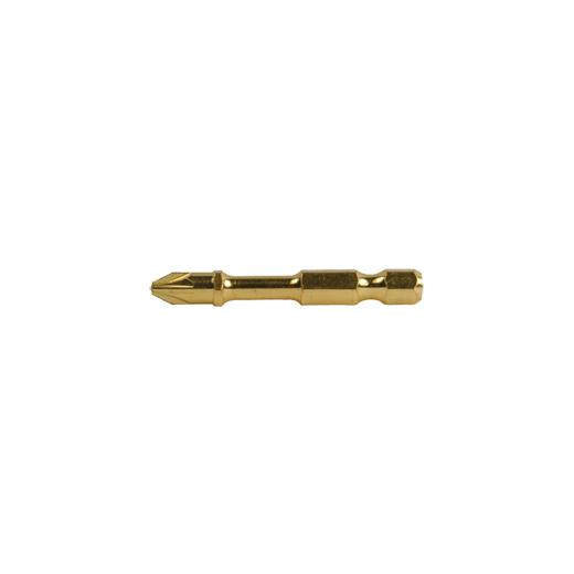 Makita B-28282 Impact Gold Torsion Screwdriver Bits PZ2 50mm Pack of 2.