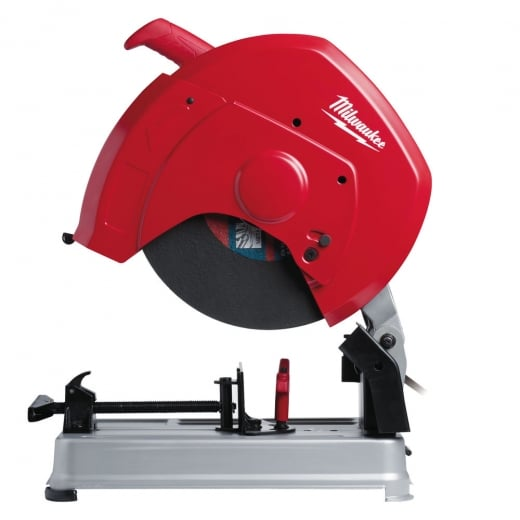 "Milwaukee CHS355 14"" Arbrasive Metal Chop Saw 110v and 240v"