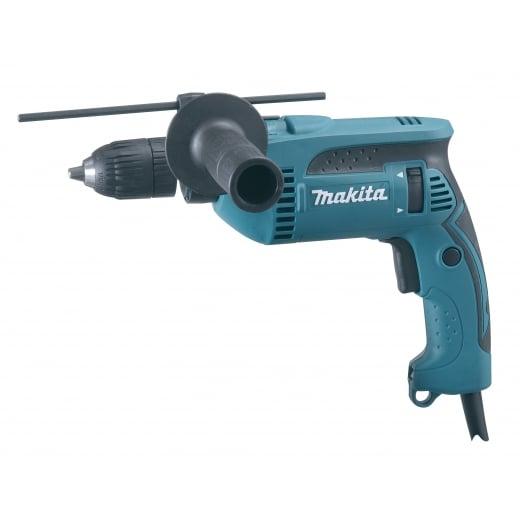 Makita Impact Drill HP1641 240v With Keyless Chuck