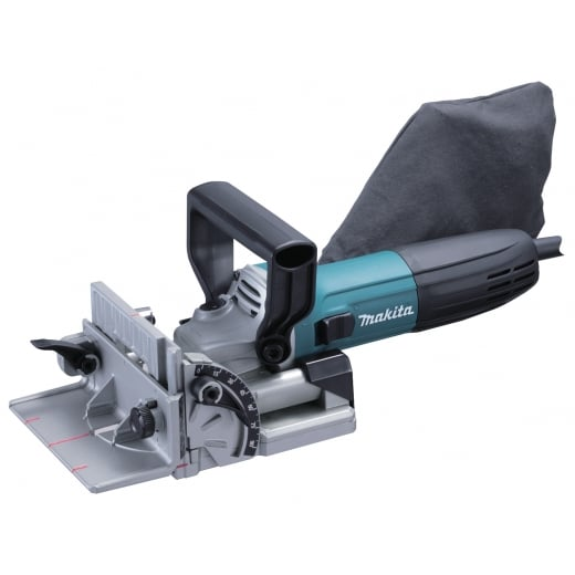 Makita PJ7000 Biscuit Jointer With Carry Case 240v Or 110v