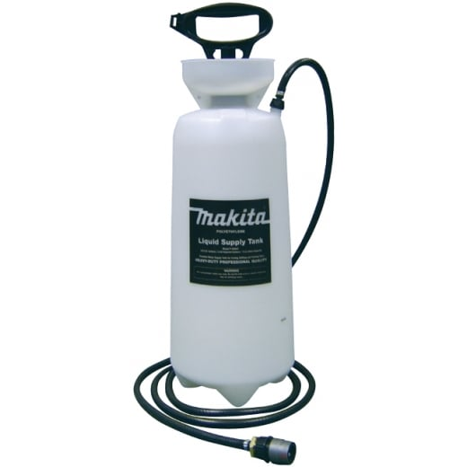 Makita P-54047 15 litre water tank with hose for ek6100 dpc6410