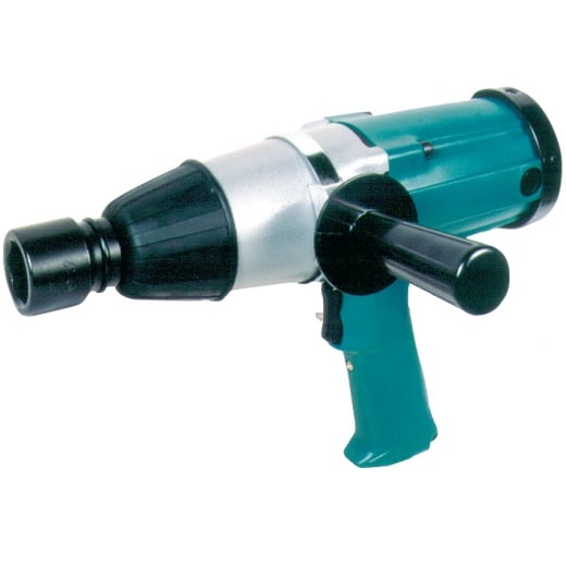 Makita 6906 110v 3/4 Corded Impact Wrench 588nm Torque Nut Runner In Carrying Case