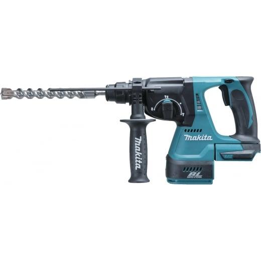 Makita DHR242Z 18V Brushless Cordless SDS Hammer Drill Body Only