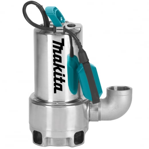 Makita PF1110/2 Submersible Pump For Dirty Water 240v