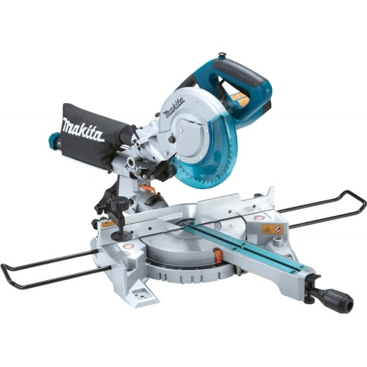 Makita LS0815FL 216mm Slide Compound Mitre Saw 110v or 240v with Laser