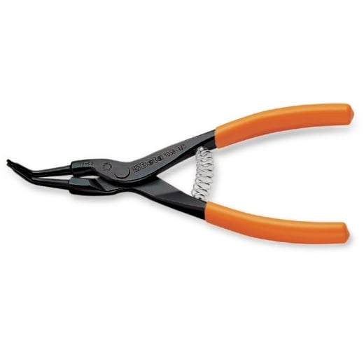 Beta Tools 1037 175mm External Circlip Pliers 45 Degree Angle